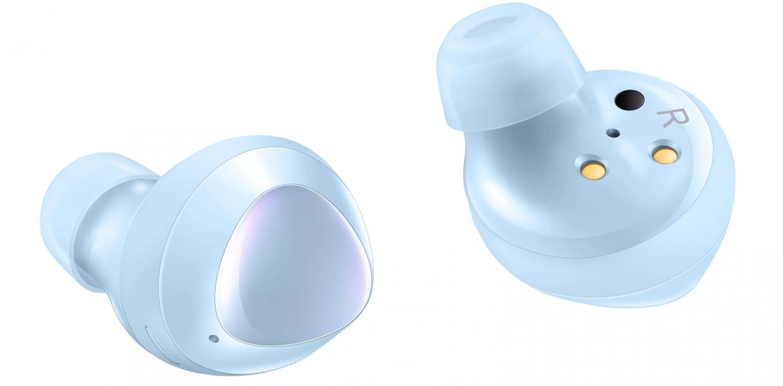 Bezdrátová sluchátka Samsung Galaxy Buds+ modrá