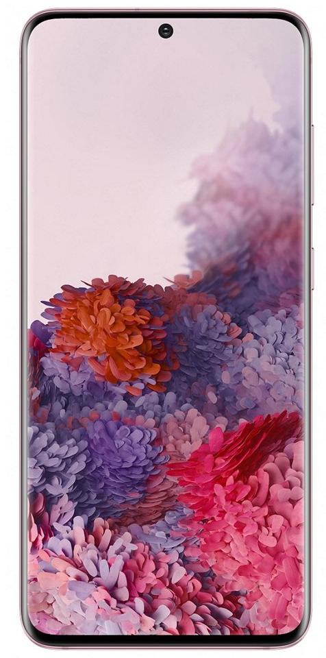 Samsung Galaxy S20 SM-G980F 8GB/128GB růžová