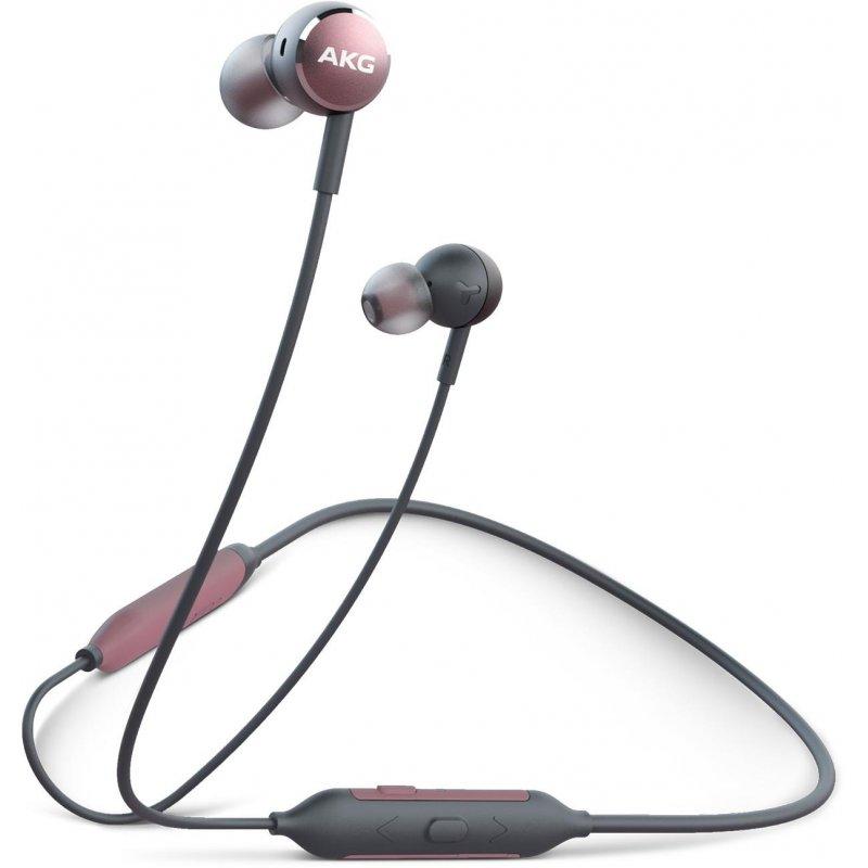 Bezdrátová sluchátka Samsung AKG Y100 růžová