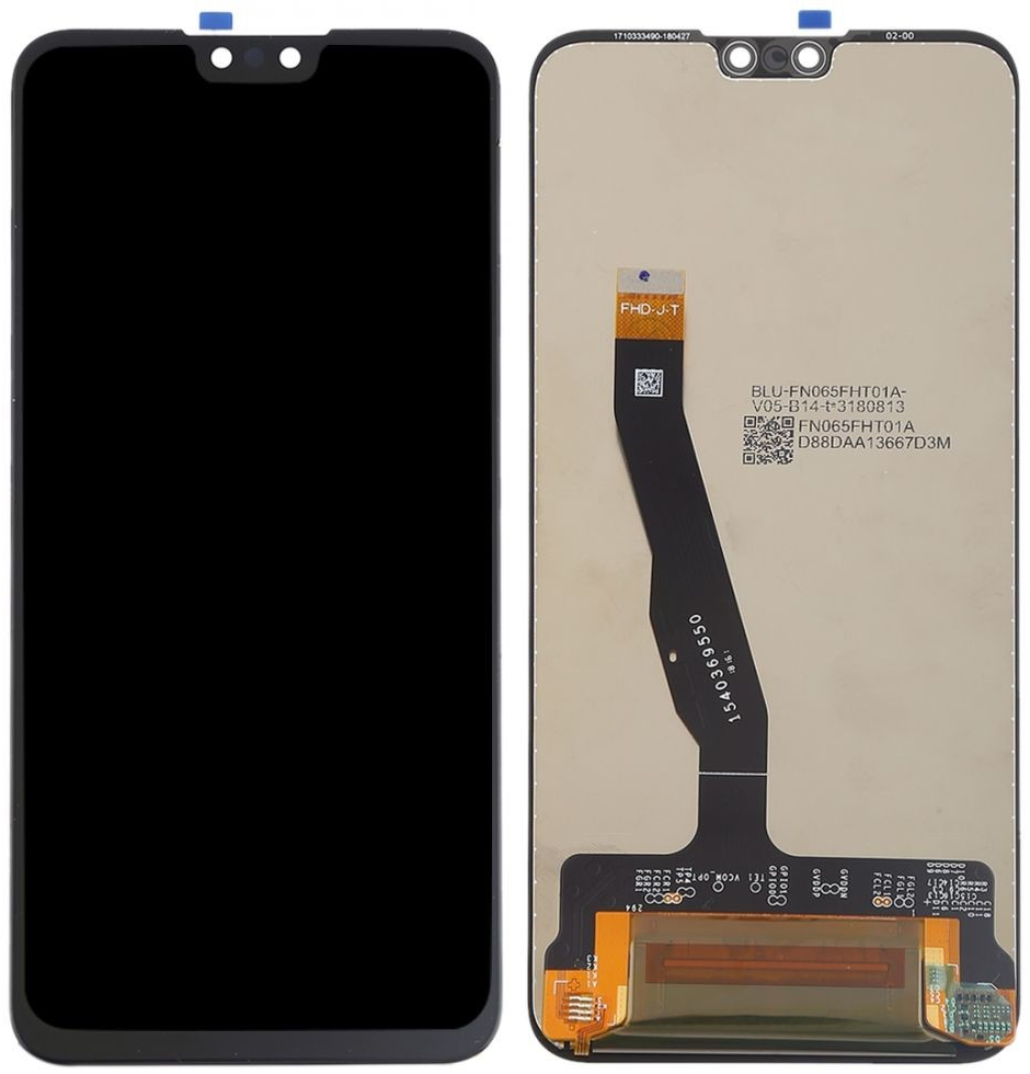 LCD + dotyková deska pro Huawei Y9 2019, black