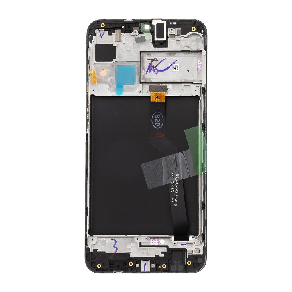 LCD + dotyková deska pro Samsung Galaxy M10, black (Service Pack)