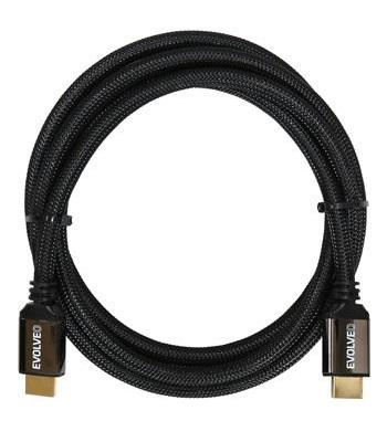 HDMI kabel EVOLVEO XXtremeCord 2.0b, 5 metrů, podpora UltraHD 4K2K/HDR
