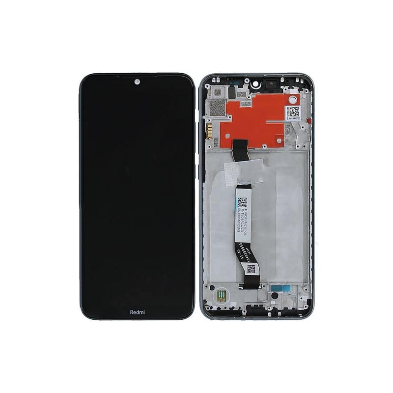 LCD + dotyk + rámeček pro Xiaomi Redmi Note 8T, tarnish (Service Pack)