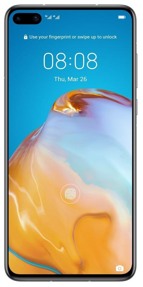 Huawei P40 8GB/128GB šedá