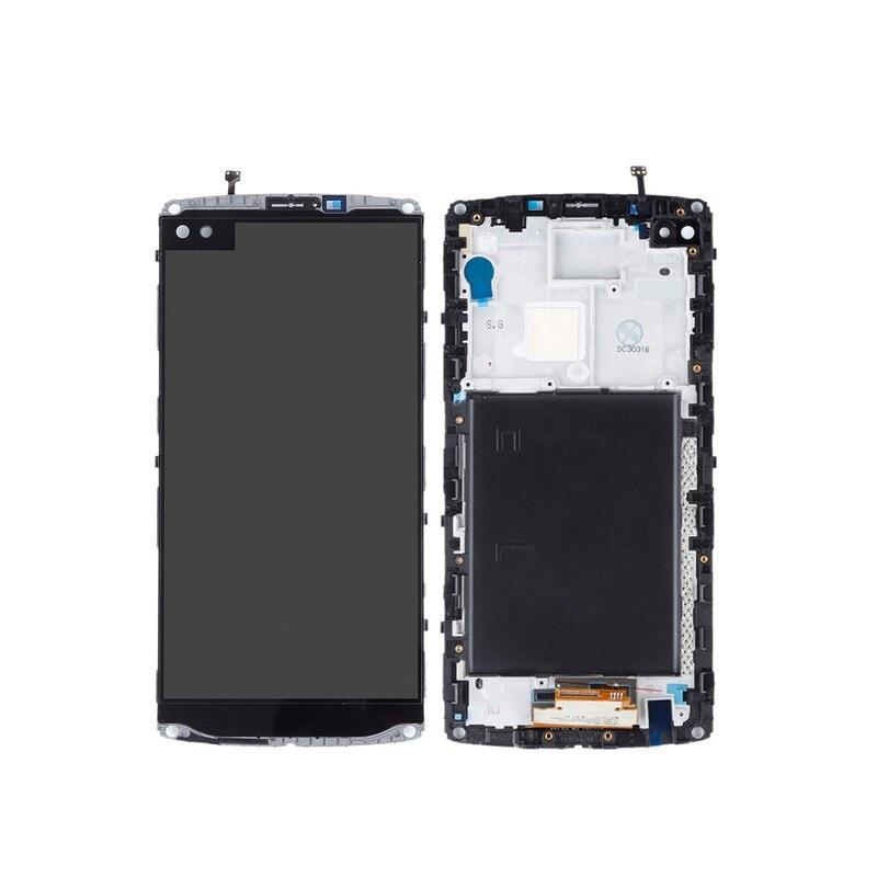 LCD + dotyková deska pro LG V10, black OEM