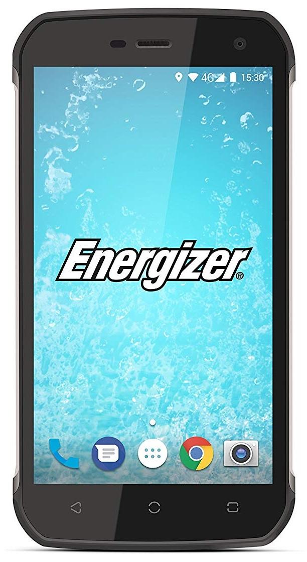 Energizer Hardcase Energy E520 LTE 2GB/16GB černá