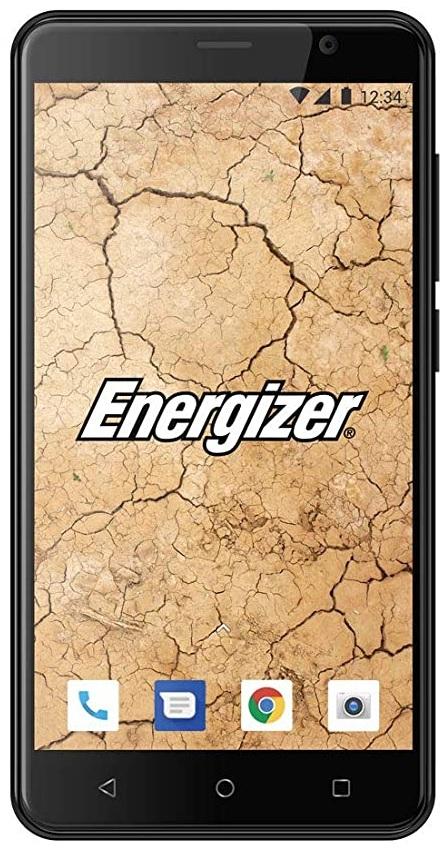 Energizer Energy E500S LTE 1GB/8GB černá
