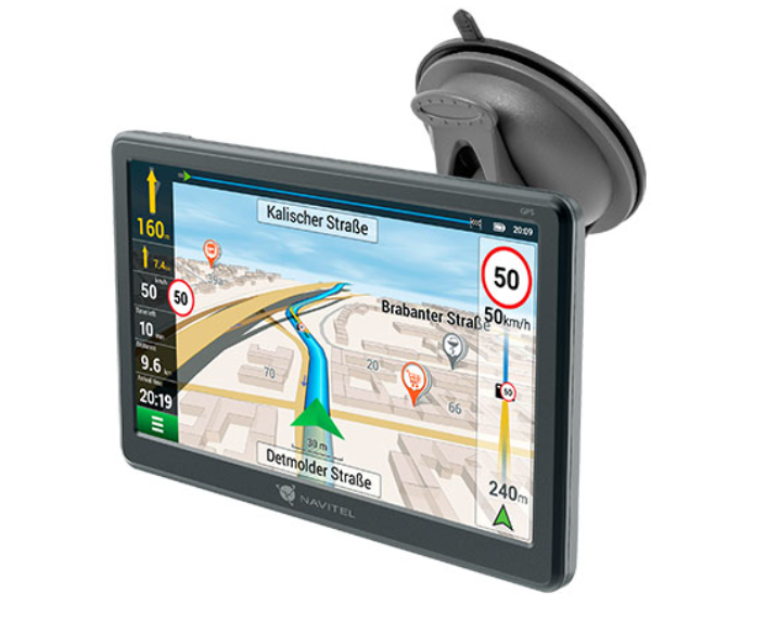 Navigace do auta Navitel E707 Magnetic