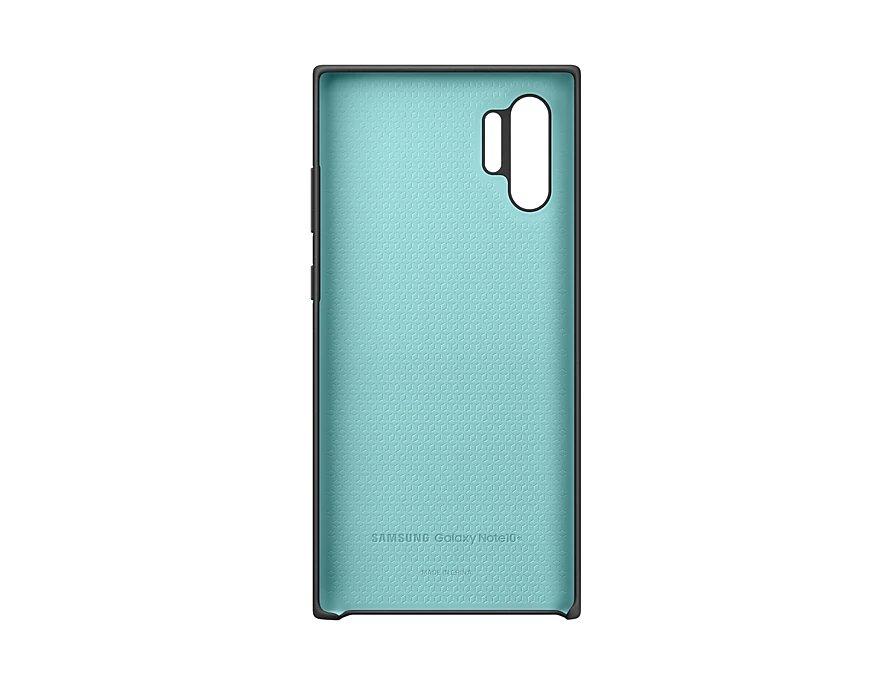 Samsung silikonový kryt pro Samsung Galaxy Note 10+, černá