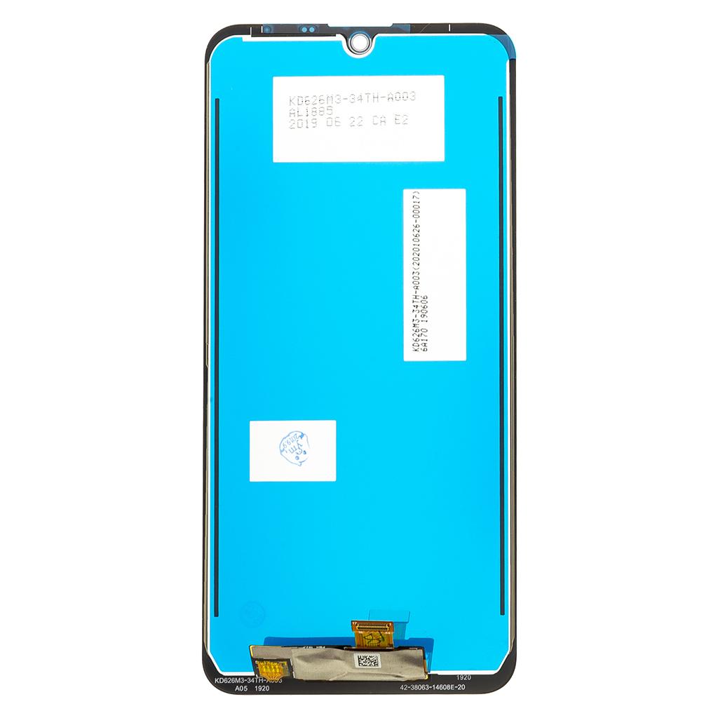 LCD + dotyková deska pro LG Q60, black