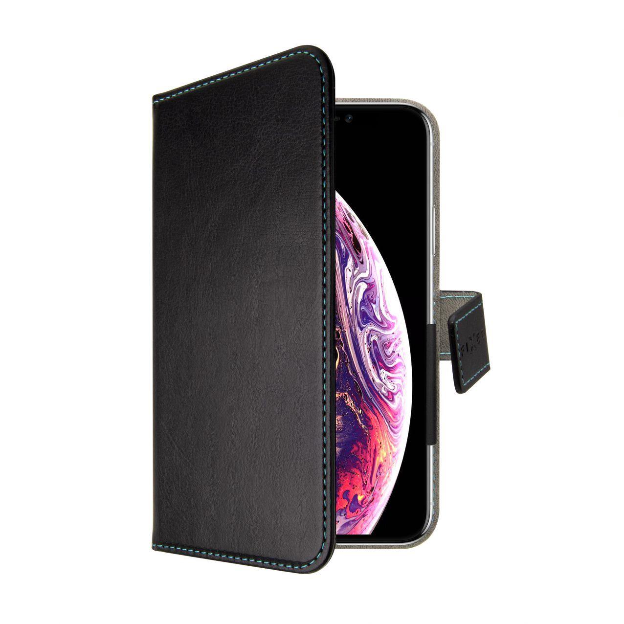 """FIXED Novel univerzální pouzdro pro 5.7""""-6.3"""" telefony, černé"""