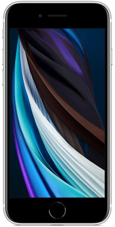 Apple iPhone SE (2020) 3GB/256GB bílá