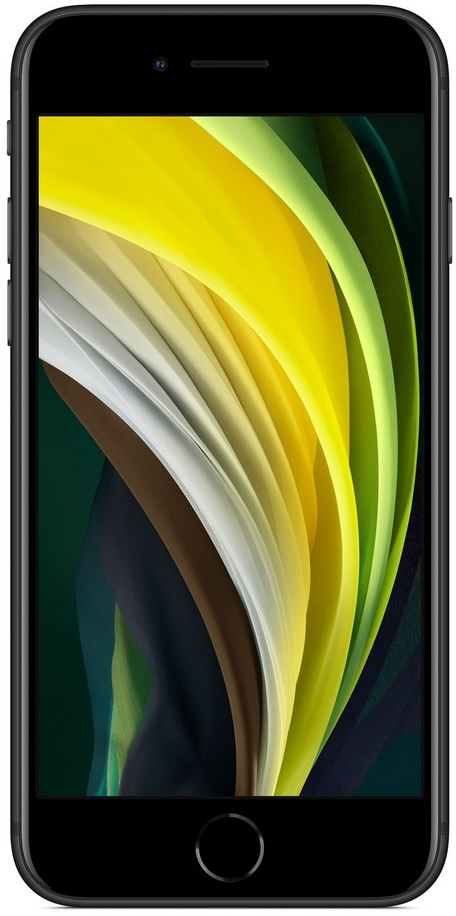 Apple iPhone SE (2020) 3GB/64GB černá