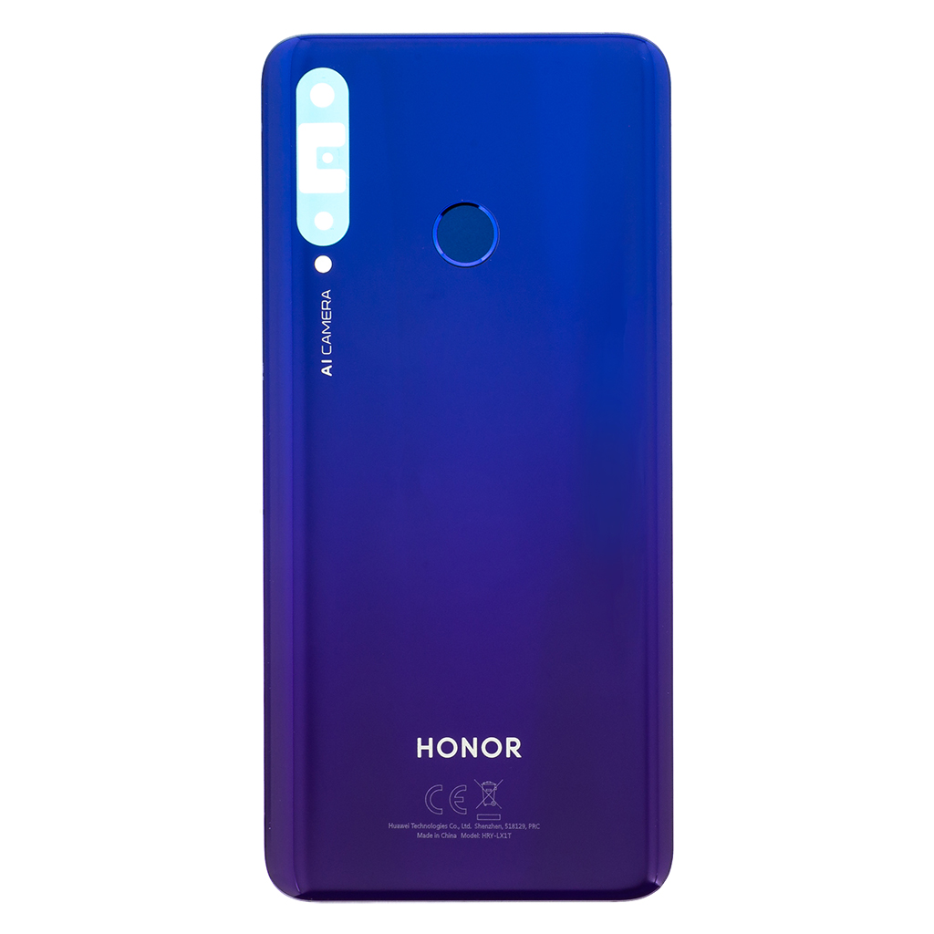Kryt baterie Honor 20 Lite blue (Service Pack)