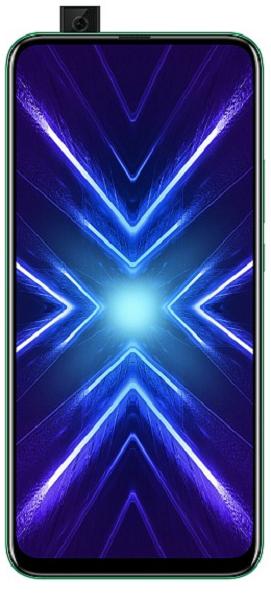 Honor 9X 4GB/128GB zelená