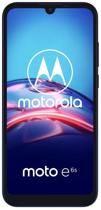 Motorola Moto E6s 2GB/32GB Peacock Blue