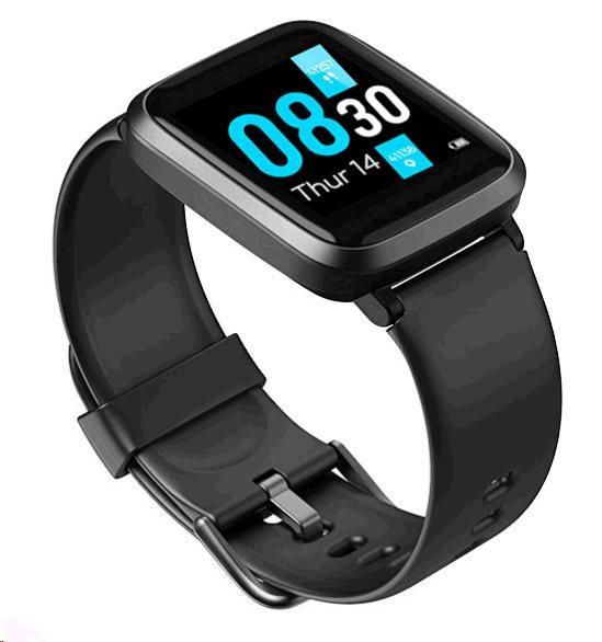 Chytré hodinky UMIDIGI Ufit černá