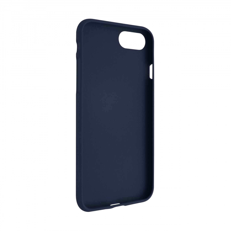 Zadní pogumovaný kryt FIXED Story pro Samsung Galaxy A41, modrá