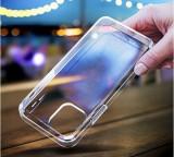 Silikonové pouzdro CLEAR Case 2mm pro Apple iPhone 11