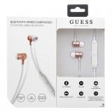 Guess Bluetooth Stereo Headset CGBTE05 white/pink