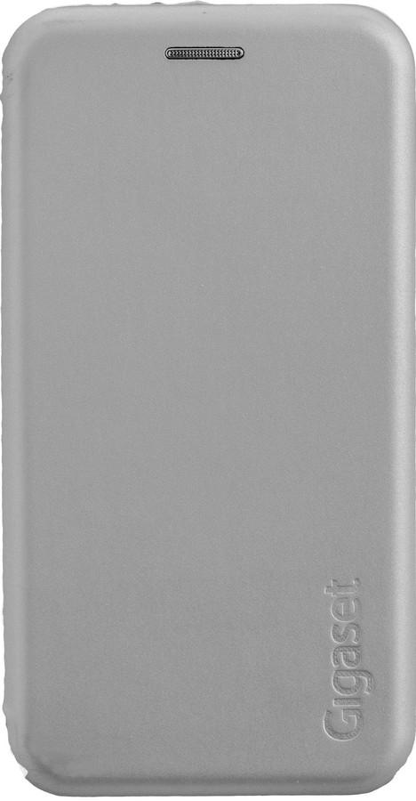 Originální flipové pouzdro Gigaset GS180 šedé