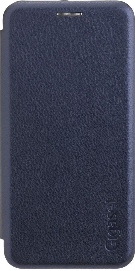 Originální flipové pouzdro Gigaset GS100 modré