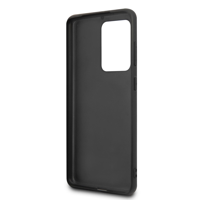 BMW Imprint Logo zadní kryt BMHCS69LLSB pro Samsung Galaxy S20 Ultra black