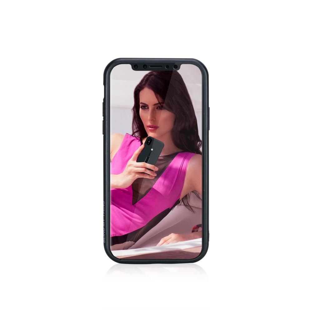 Zadní kryt Bling My Thing Selfie Loop pro Apple iPhone X/XS, black