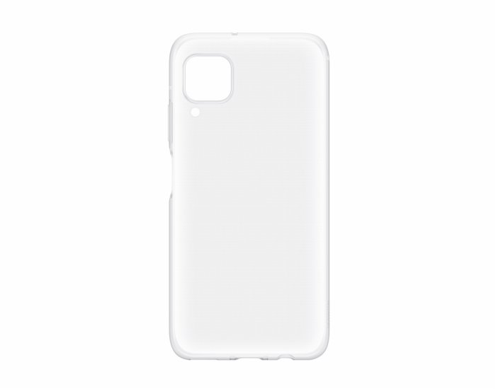Huawei Original silikonový kryt pro Huawei P40 Lite transparent