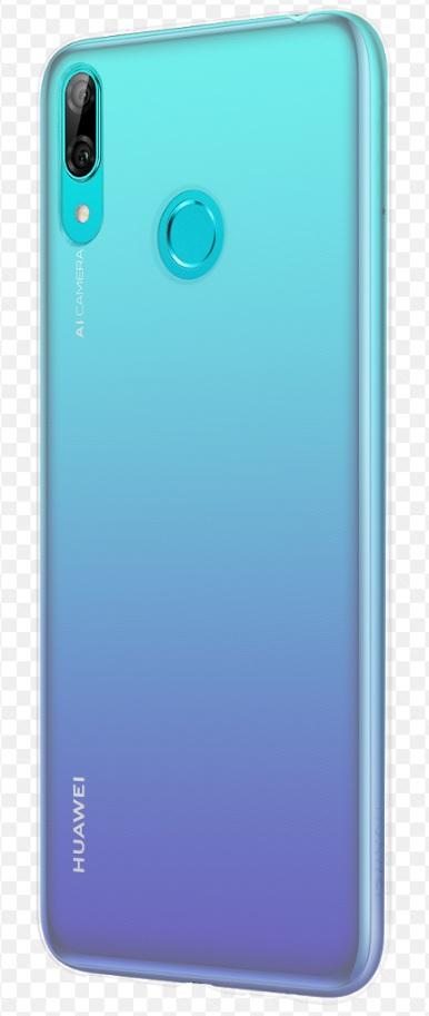 Huawei Original silikonový kryt pro Huawei Y7 Prime 2018 transparent