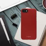 Zadní kryt FIXED Story pro Samsung Galaxy A41, červený