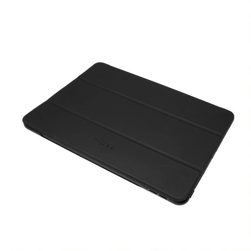 "FIXED Padcover flipové pouzdro Apple iPad Air 2019/Pro 10.5"", temné šedé"