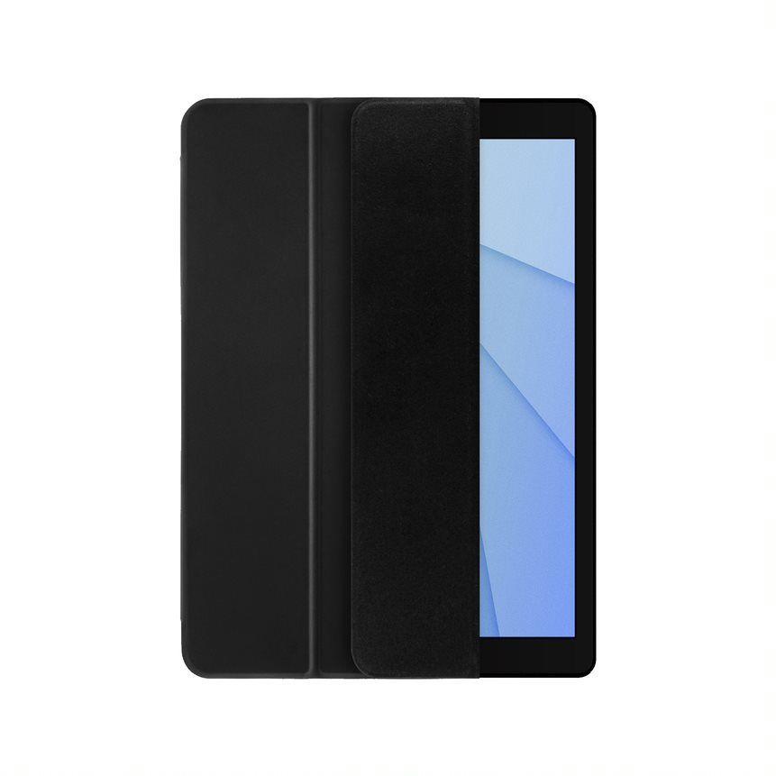 "FIXED Padcover flipové pouzdro Apple iPad 10.2"" 2019, temné šedé"