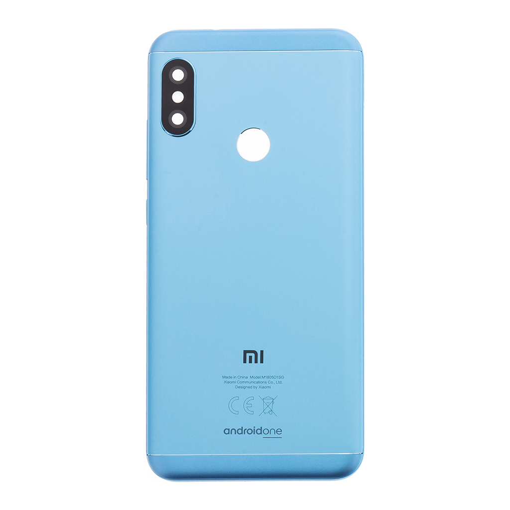Kryt baterie Xiaomi Mi A2 Lite blue