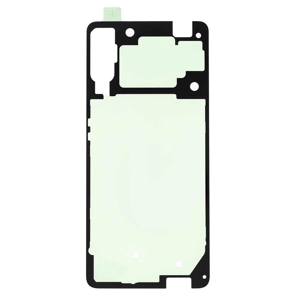 Lepicí štítek pod kryt baterie Samsung Galaxy A7 2018 (Service Pack)