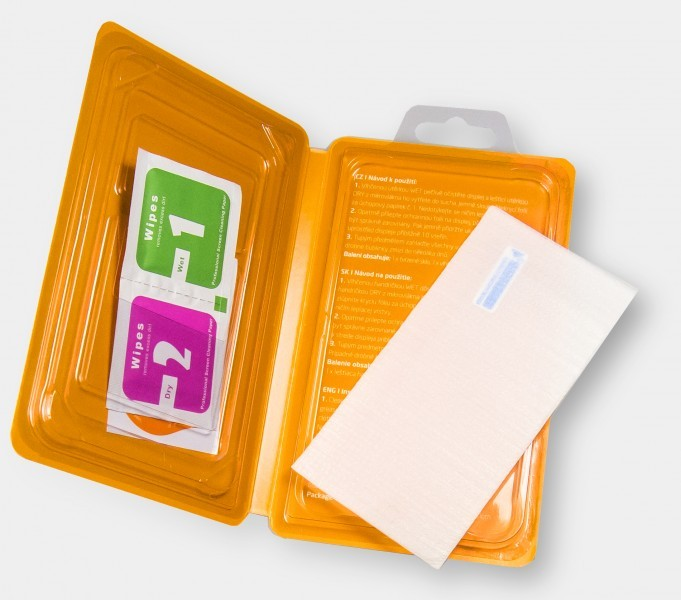 Ochranné tvrzené sklo ALIGATOR pro Sony Xperia XZ1, transparentní