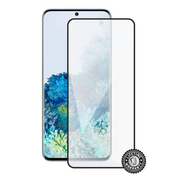Screenshield tvrzené sklo pro Xiaomi Mi Note 10 Pro protection full COVER, černá