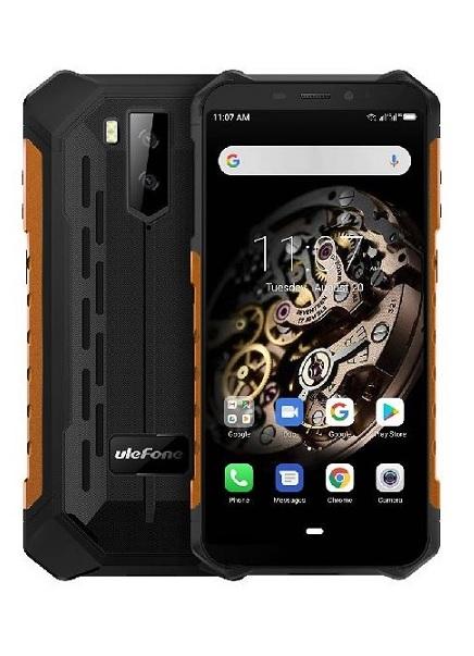 UleFone Armor X5 2020 3GB/32GB oranžová