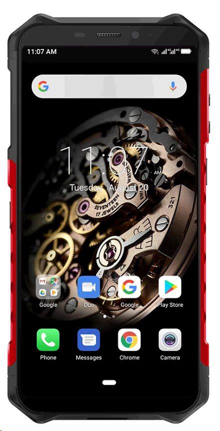 UleFone Armor X5 2020 3GB/32GB červená