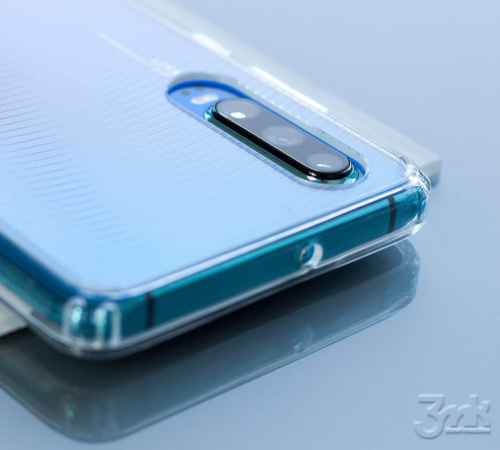 Kryt ochranný 3mk Armor case pro Samsung Galaxy A7, čirá