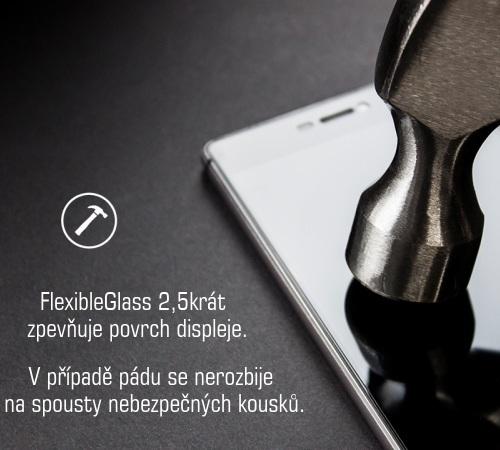 Tvrzené sklo 3mk FlexibleGlass pro Honor 20 Pro, Honor 20, transparentní