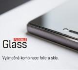 Tvrzené sklo 3mk FlexibleGlass pro Huawei P Smart Pro, transparentní