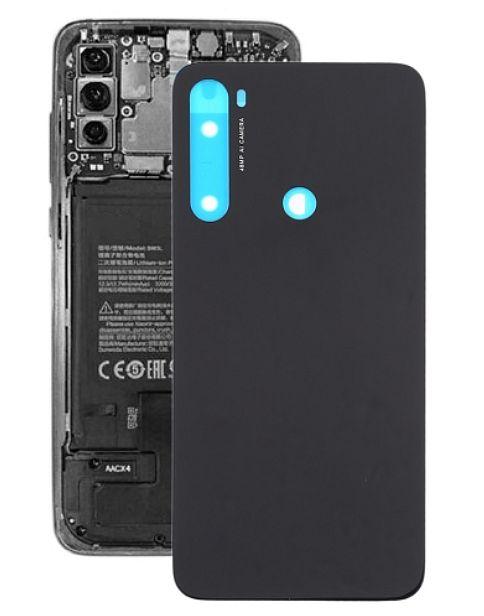 Kryt baterie Xiaomi Redmi Note 8T black