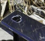 Silikonové pouzdro 3mk Clear Case pro Samsung Galaxy S20, čirá