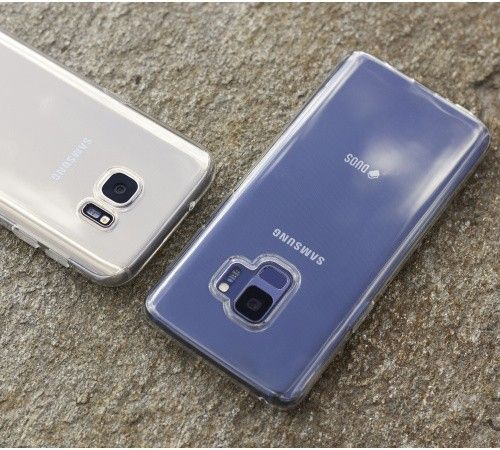 Silikonové pouzdro 3mk Clear Case pro Huawei P Smart, čirá