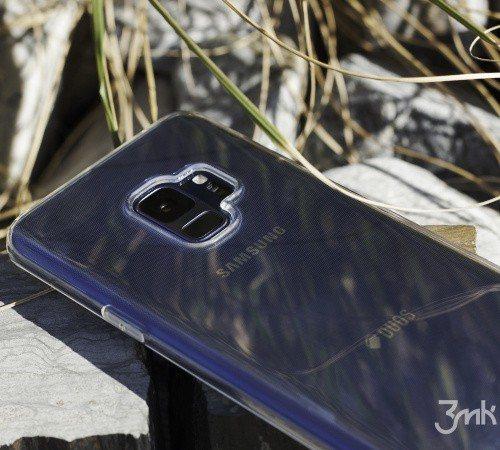 Silikonové pouzdro 3mk Clear Case pro Apple iPhone 6 Plus, 6s Plus, čirá