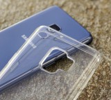 Silikonové pouzdro 3mk Clear Case pro Apple iPhone 5, 5S, SE, čirá