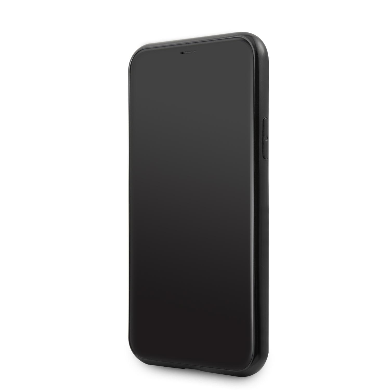 Mercedes Dynamic Carbon zadní kryt MEHCN65RCABK Apple iPhone 11 Pro Max black