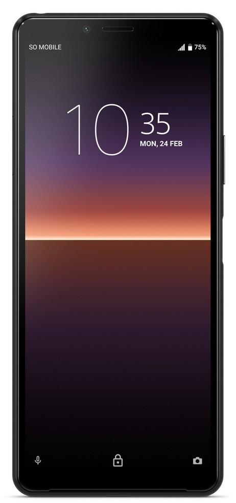 Sony Xperia 10 II 4GB/128GB černá