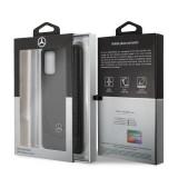 Mercedes Perforation zadní kryt MEHCS67ARMBK pro Samsung Galaxy S20+ black